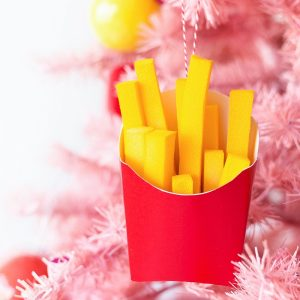 Gifts For Your Besties! | DIY French Fries Ornaments