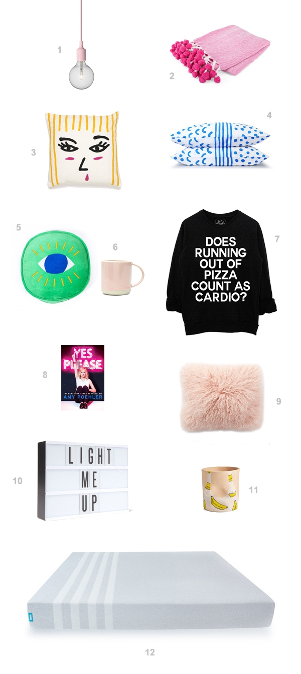 Gift Guide: Cozy Up At Home | studiodiy.com