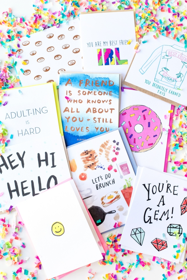 Year in Snail Mail Giveaway!! | studiodiy.com