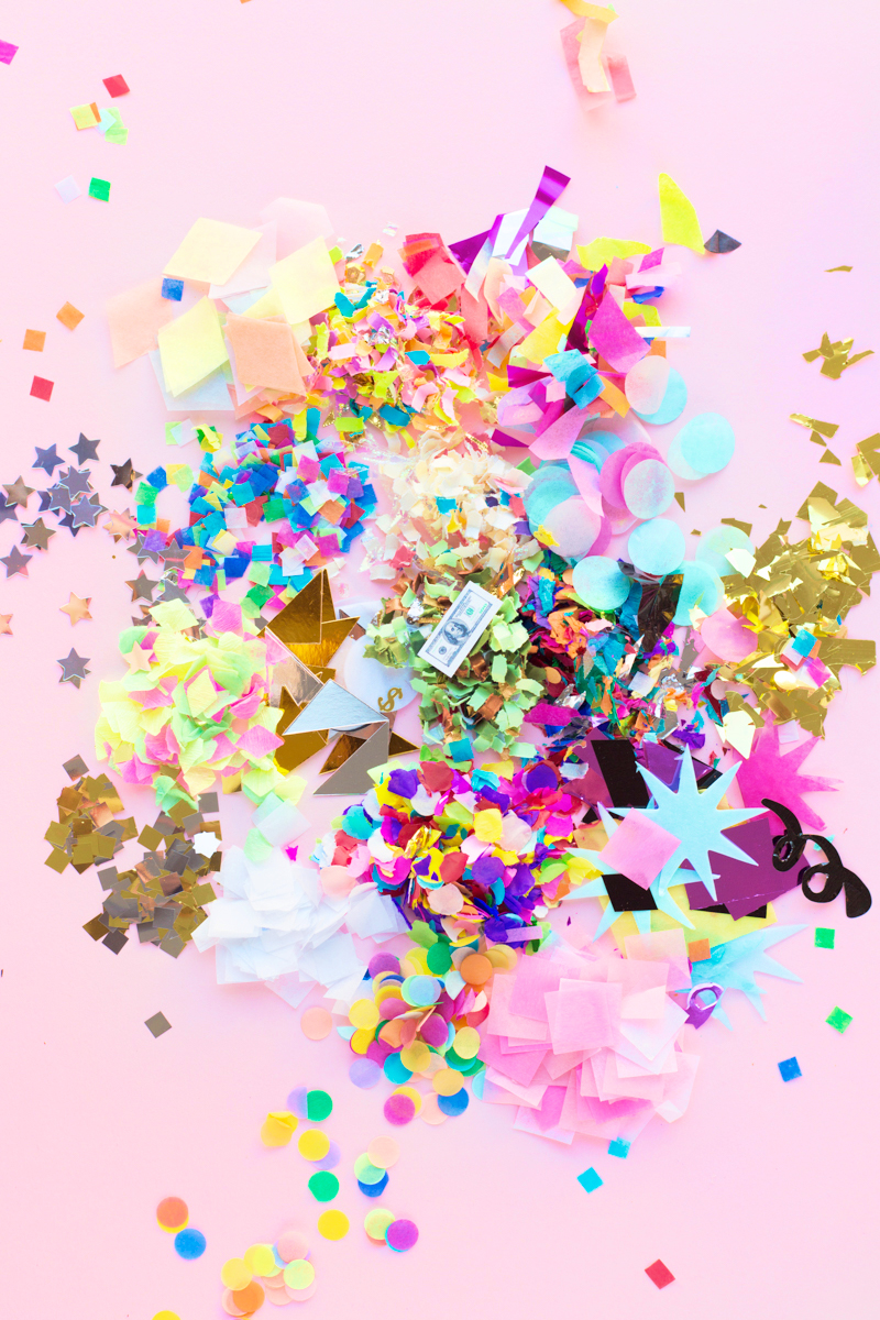 The Ultimate Guide to Confetti - Studio DIY