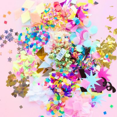 The Ultimate Guide to Confetti