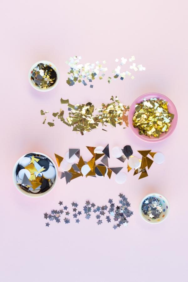 Ultimate Guide to Confetti | studiodiy.com