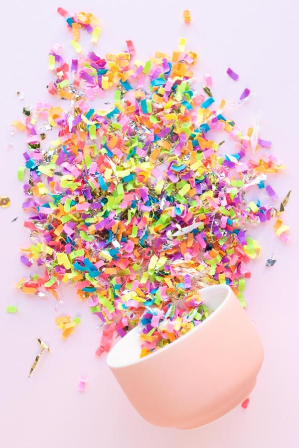 The Best Confetti | studiodiy.com