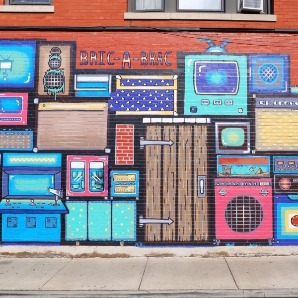 The Best Walls in Chicago | studiodiy.com