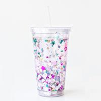 Diy Floating Glitter Tumbler Studio Diy