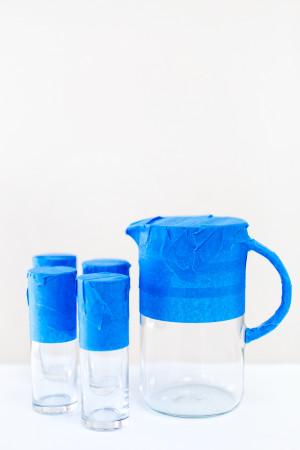 DIY Ombre Glassware |studiodiy.com