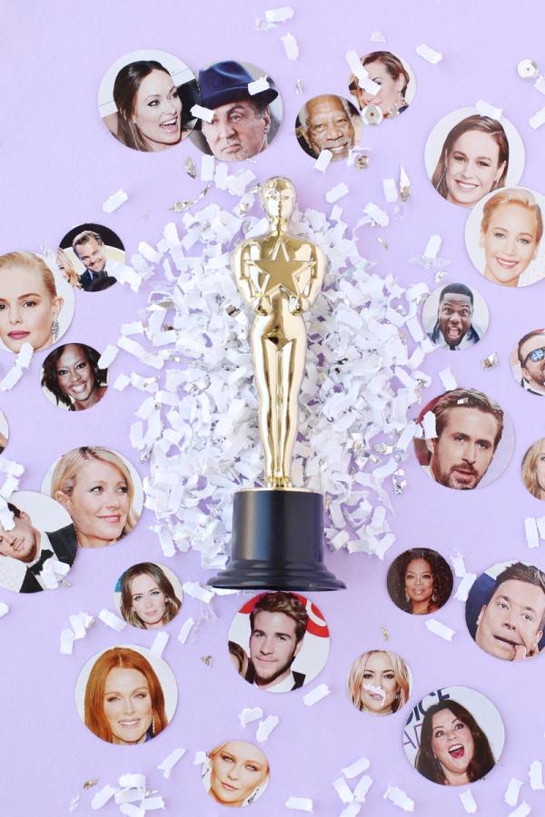 DIY Celebrity Confetti | studiodiy.com