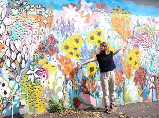#StudioDIYWallCrawl: The Best Walls in Nashville