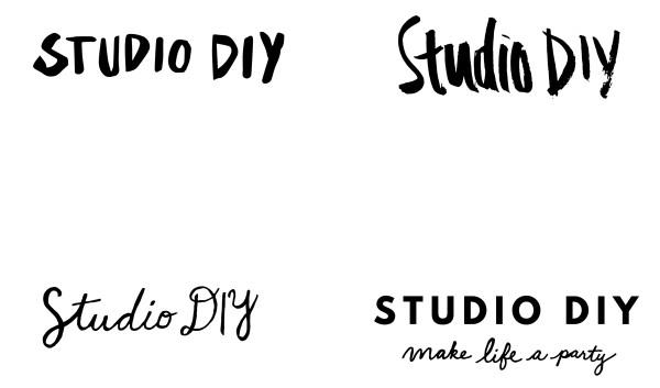 Studio DIY Branding Makeover