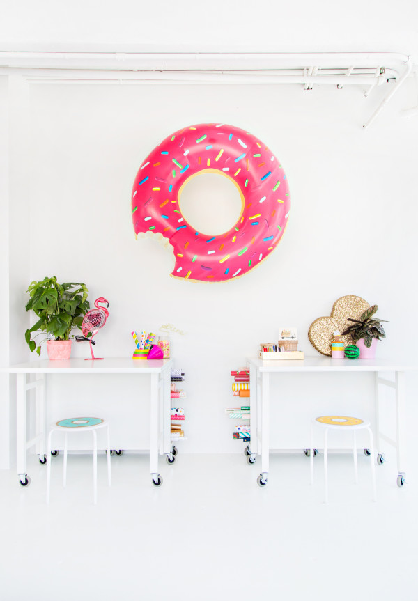 Donut Float | studiodiy.com