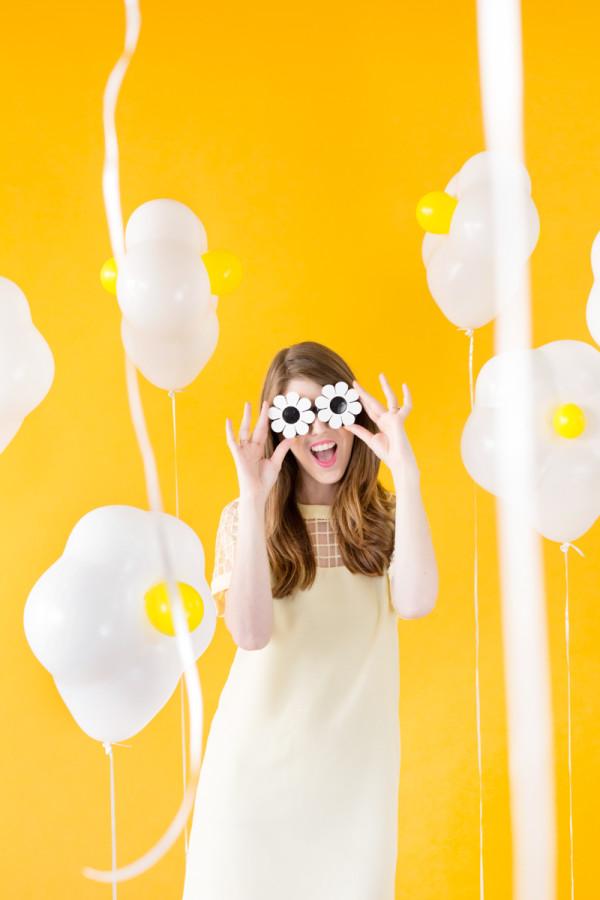 A Mod Daisy Party | studiodiy.com