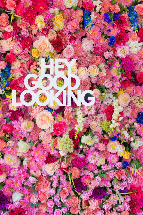 Hey Good Looking | studiodiy.com