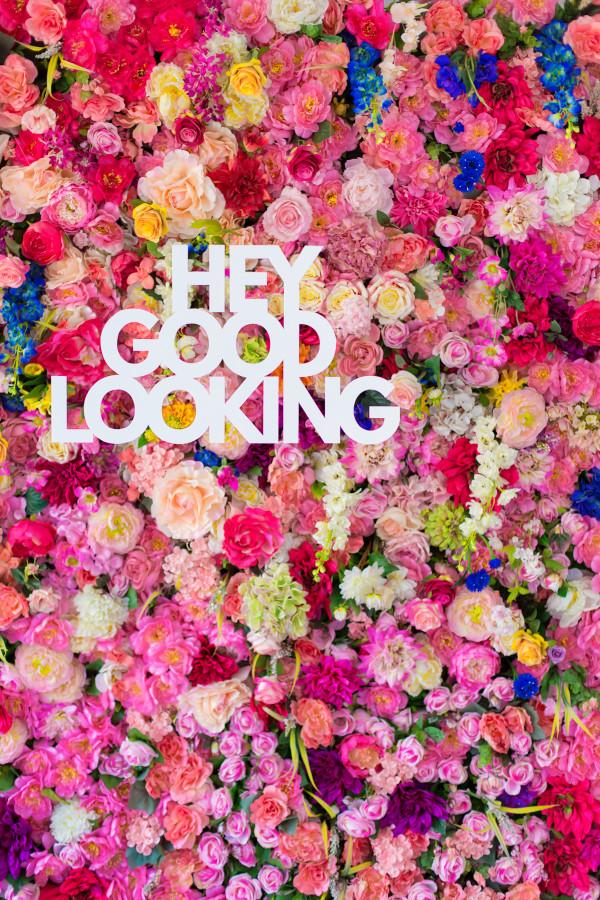 Hey Good Looking | studiodiy.com