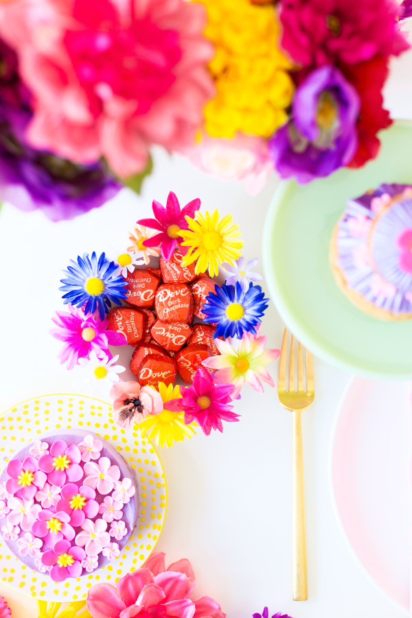 DIY Flower Ring Dish | studiodiy.com