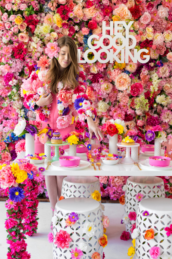 Flower Power Brunch | studiodiy.com