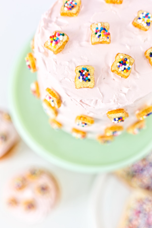 DIY Fairy Bread Sprinkles | studiodiy.com
