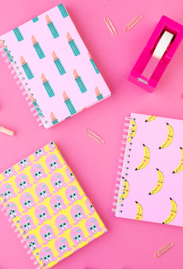Free Printable Girl Boss Notebook Covers | studiodiy.com