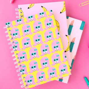 Free Printable Boss Lady Notebook Covers