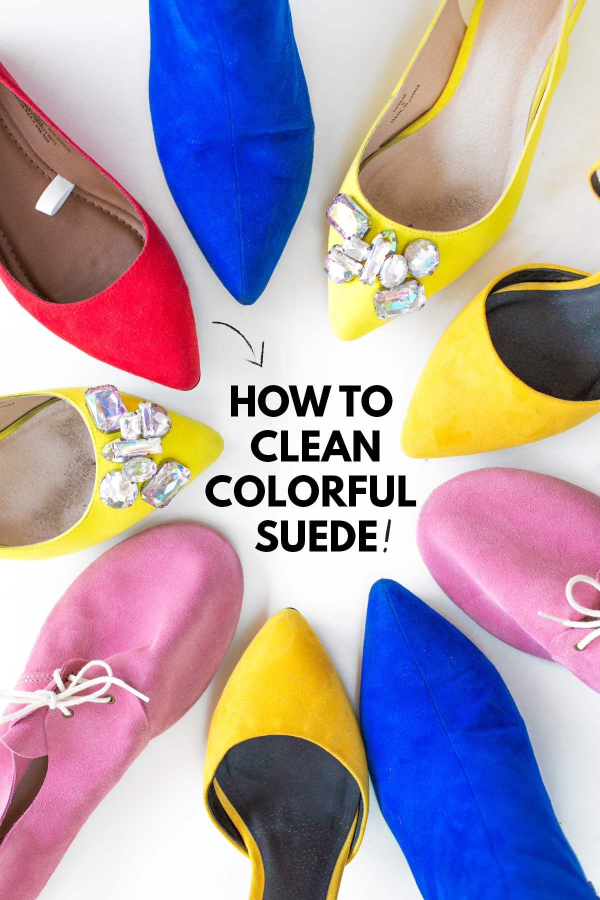 How To Clean Colorful Suede Shoes Our 15 Favorite Pairs