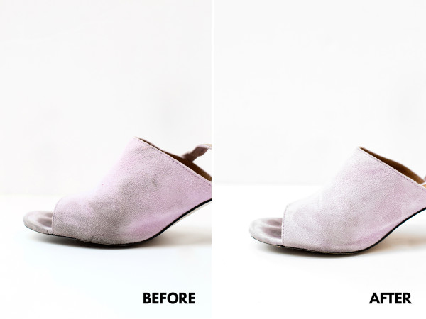 How To Clean Colorful Suede Shoes