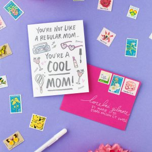 Three Free Printable Mother's Day Cards!