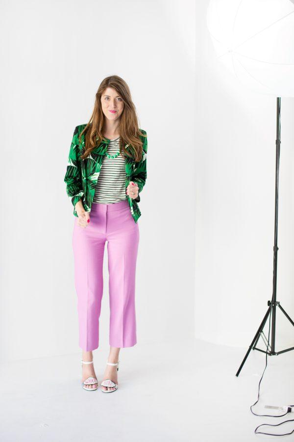Spring Work Outfit | studiodiy.com