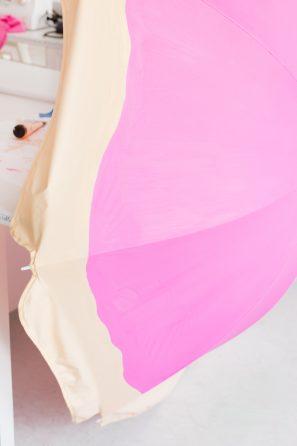 DIY Donut Beach Umbrella | studiodiy.com