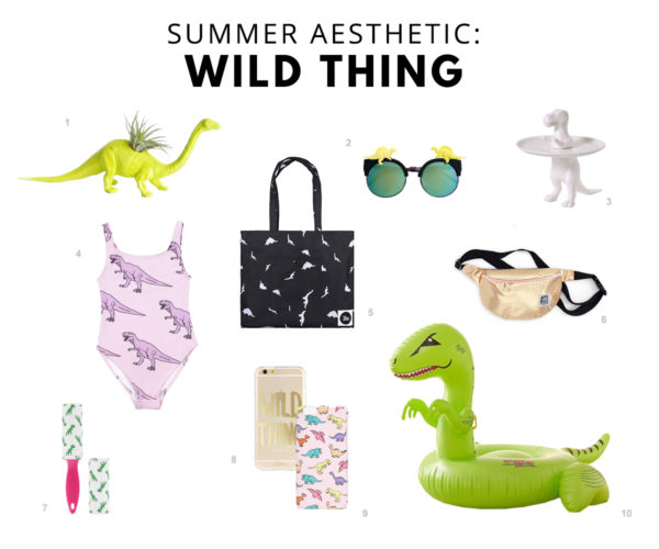 What's Your Summer Aesthetic? | studiodiy.com