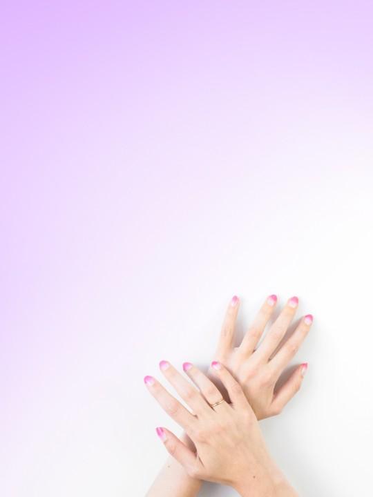 DIY Blendo Manicure