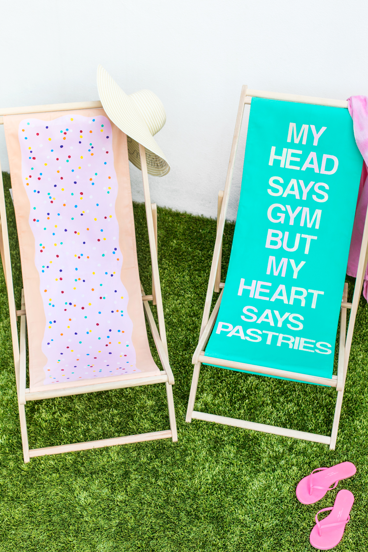 Diy Sling Beach Chair Makeovers Studio Diy