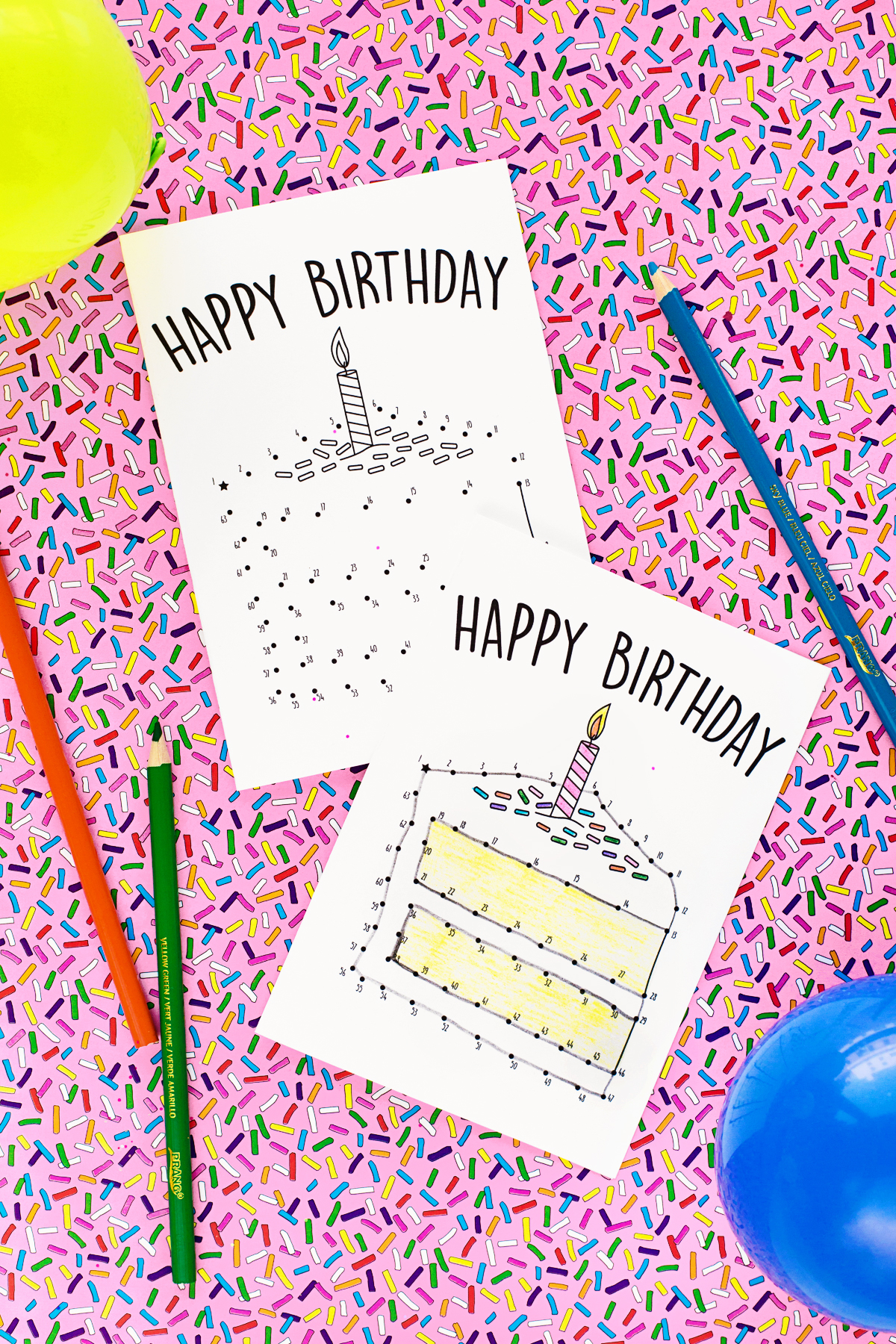 Free Printable Birthday Cards for Kids Studio DIY – Printable Boy Birthday Cards