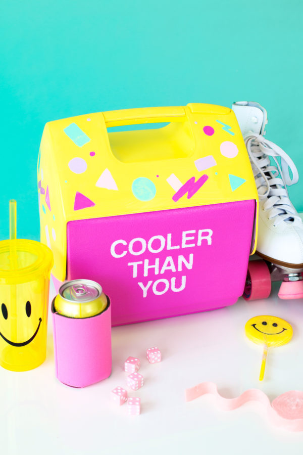 DIY Cooler Makeover | studiodiy.com