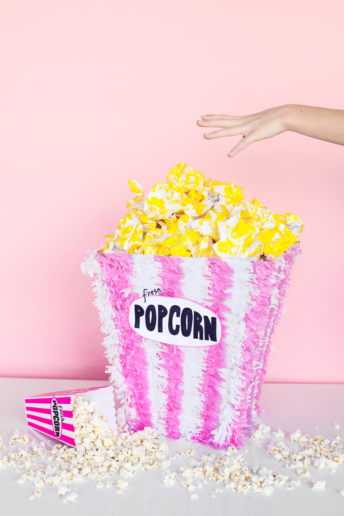 Diy Popcorn Pi 241 Ata Studio Diy