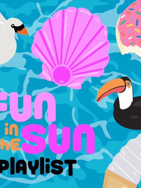 Fun in the Sun Pool Party Playlist