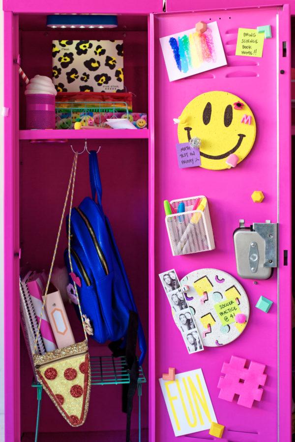 DIY Locker Decor | studiodiy.com