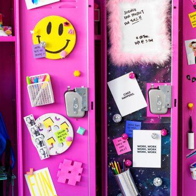 DIY Locker Decor + Ideas!