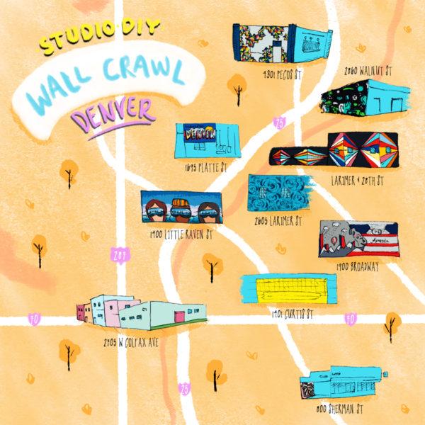 Denver-Wall-Crawl-Map