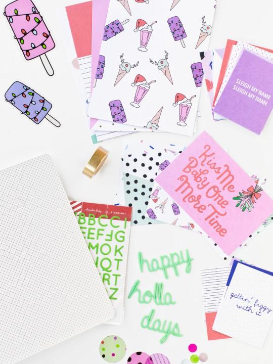 Fun News… My December Daily Mini Kit!