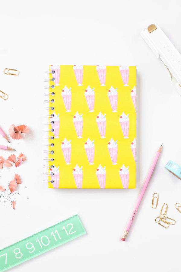 Free Printable Notebook Covers