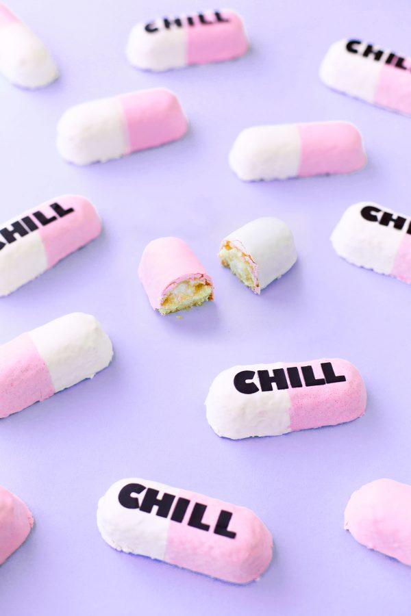 Chill Pill Twinkies | studiodiy.com
