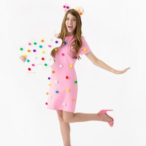 DIY Frosted Animal Cookie Costume