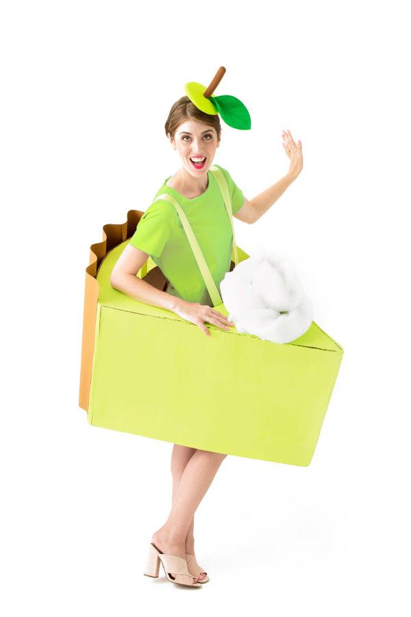 DIY Key Lime Pie Costume