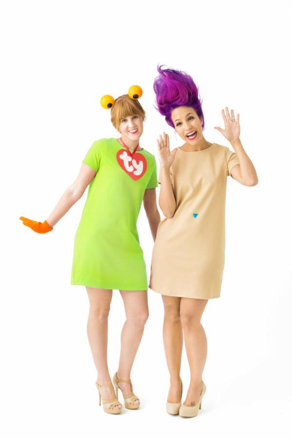 DIY 90s Toys Costumes