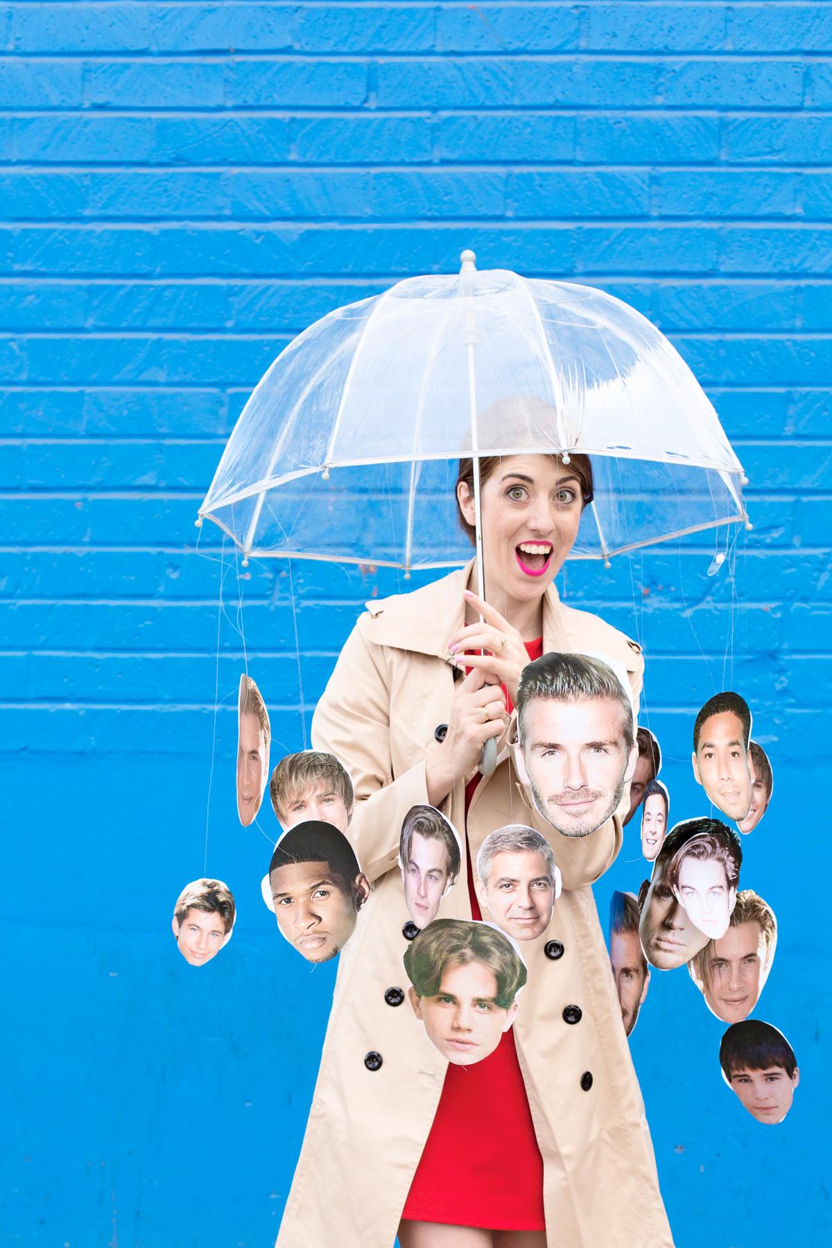 Diy Raining Men Costume Studio Diy
