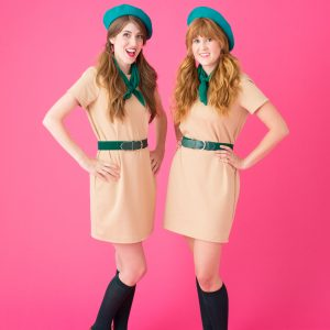 DIY Troop Beverly Hills Costume