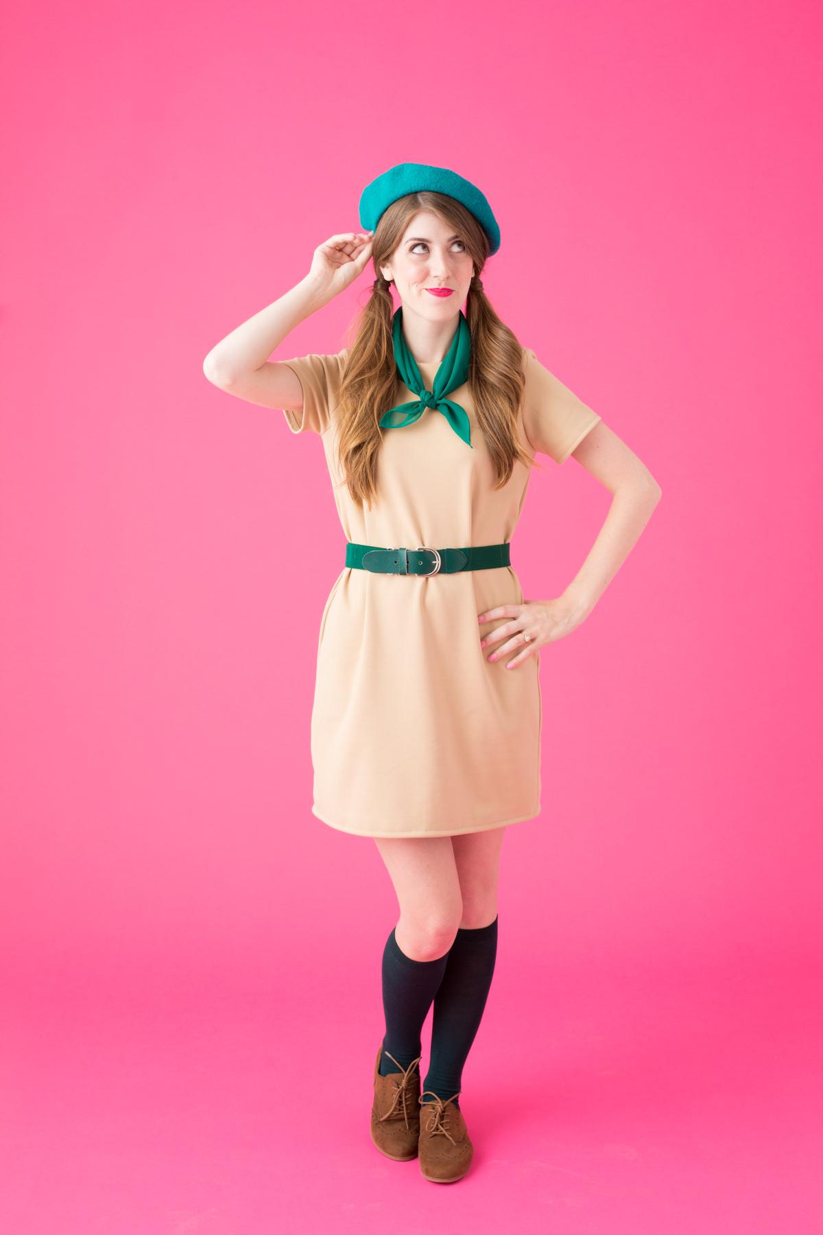 DIY Troop Beverly Hills Costume - Studio DIY