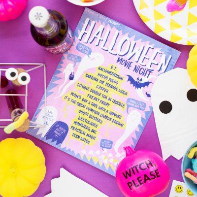 Hey Ghoul Hey: How To Throw A Halloween Girl's Night