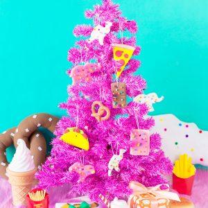 DIY Junk Food Ornaments (+ A GIVEAWAY!!)
