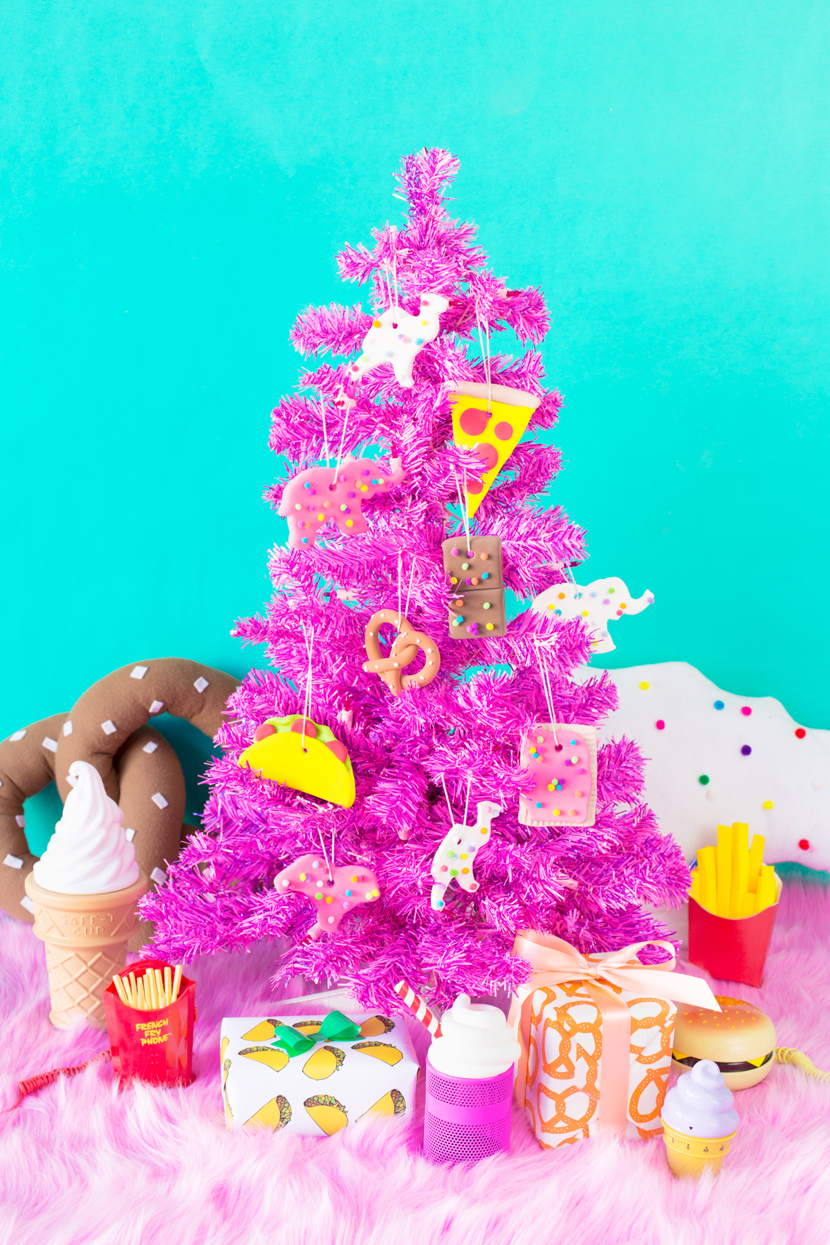 Diy Junk Food Ornaments A Giveaway Studio Diy