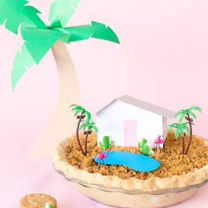 A Palm Springs Pie (+ A Recipe!)